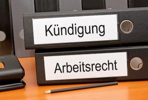 Kündigung und Arbeitsrecht